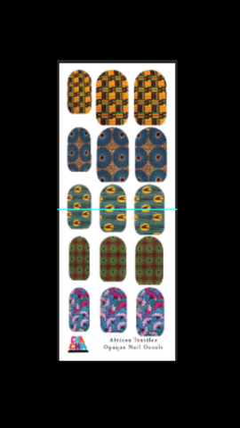 African Textile Variety Pack
