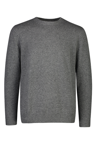 Asher Cashmere Men's Crew Neck