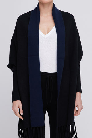 Double Sided Cashmere Jacket
