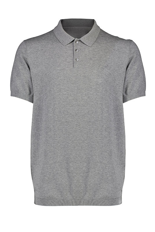 Harry Short Sleeve Cashmere Polo