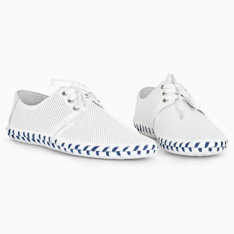 the trops - semmi shoes - White / 8 -  - 1