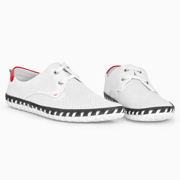 the nantucket - semmi shoes - White / 8 -  - 1
