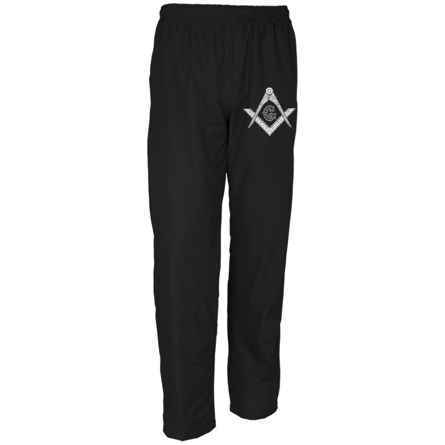 Square & Compass Wind Pants