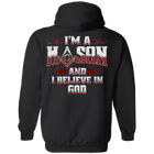 I'm A Mason & I Believe In God