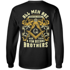 All Men Are Created Equal & Then A Few Become Brothers