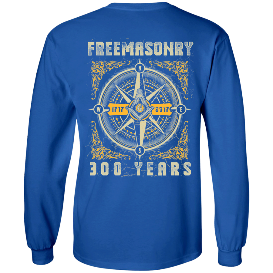 Freemasonry  - 300 Years