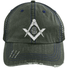 Square & Compass Trucker Cap