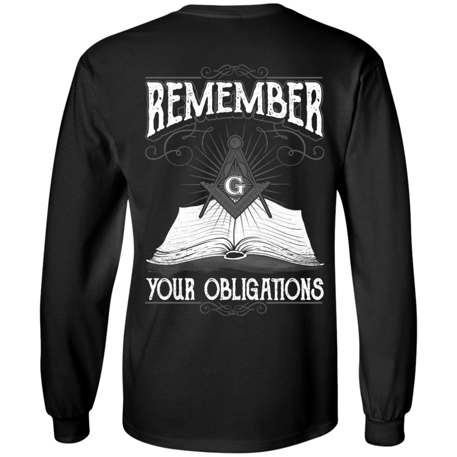 Remember Your Obligations