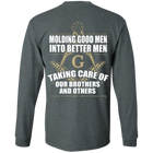 Molding Good Men Into Better Men