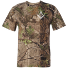 Square & Compass Camouflage T-Shirt
