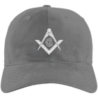 Square & Compass Adidas Unstructured Cap