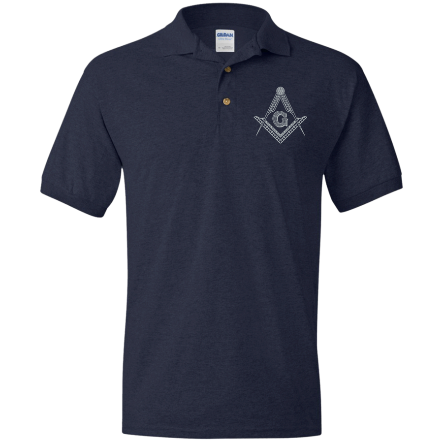 Square & Compass Polo