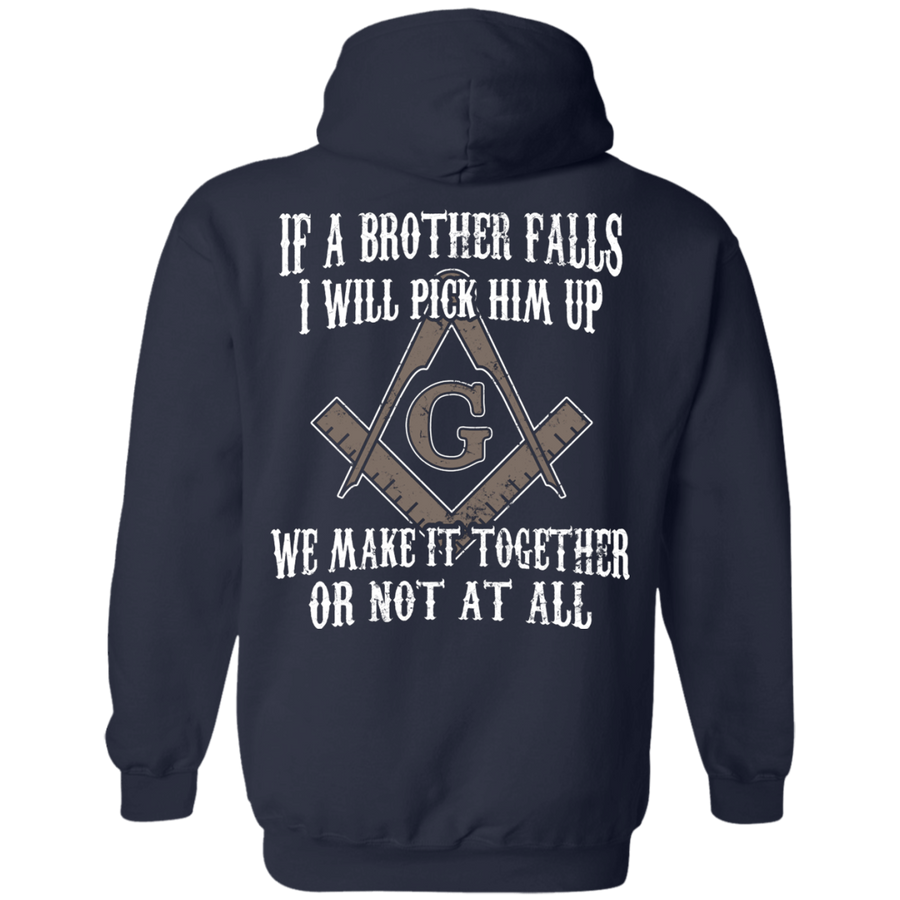 If A Brother Falls I Will Pick Him Up