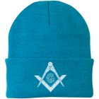 Square & Compass Knit Cap