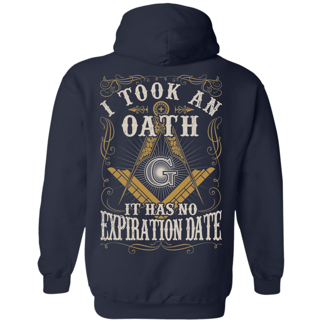I Took An Oath It Has No Expiration Date [Sale] Size Small