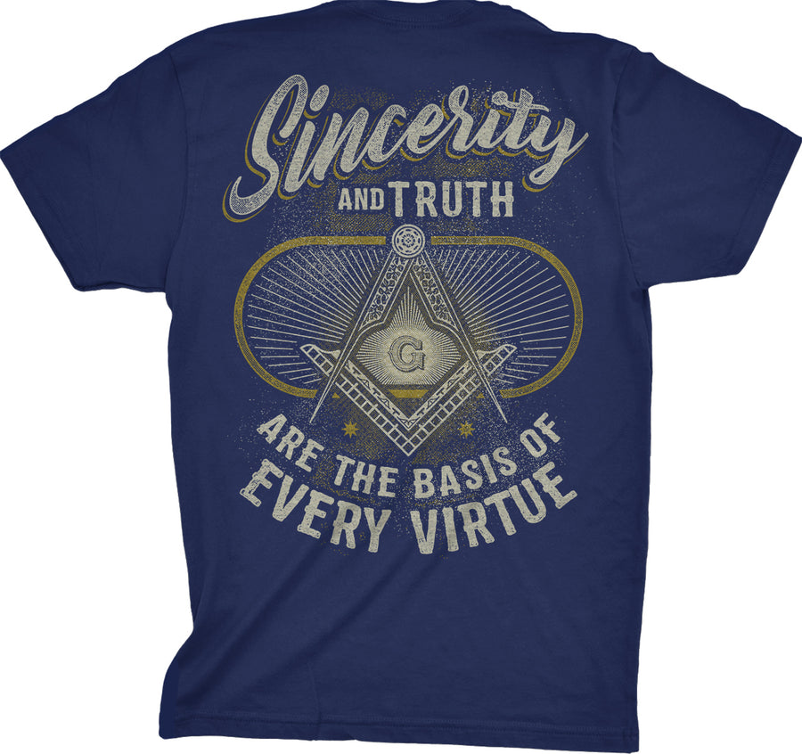 Sincerity And Truth Are The Basis Of Every Virtue