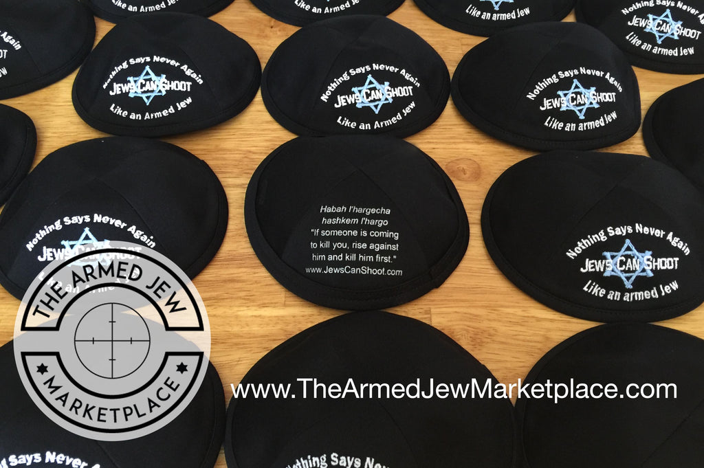 Jews Can Shoot - Kippah