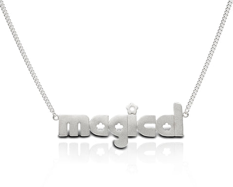 Magical - Sterling Silver Necklace