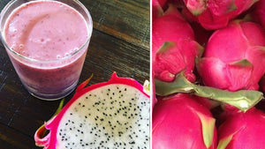 Delicious Dragon Fruit Smoothie