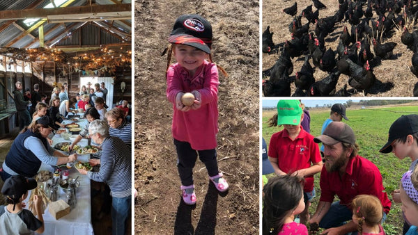 Know Your Farmer, Know Your Food – What we Learned at Echo Valley Farm
