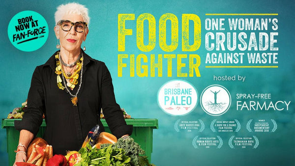 Join us for the FOOD FIGHTER Movie Night