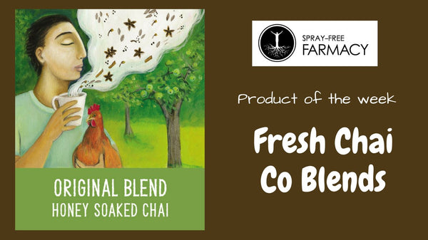Product of the week: Fresh Chai Co Blends