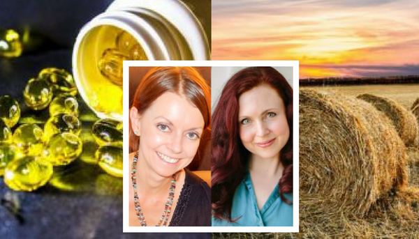 GMO in vitamins? Ethical Omnivores... My chat with Low Carb Conversations