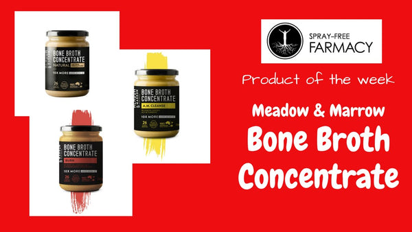 Product of the Week: Bone Broth Concentrate