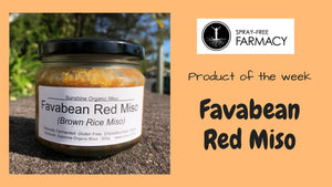Product of the week: Favabean Red Miso