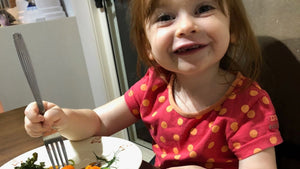 Raising Healthy Little Eaters
