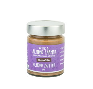 The Almond Farmer chocolate almond butter for sale online at Spray Free Farmacy