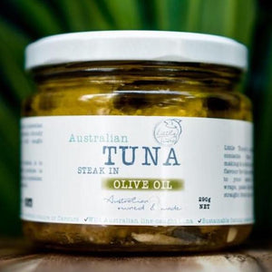 Tuna in Olive Oil (290gm)