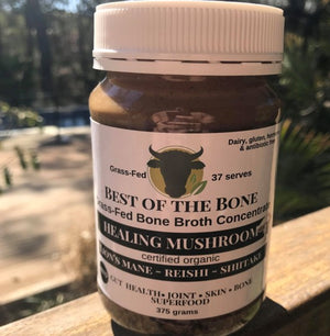 Healing Mushroom Broth Concentrate