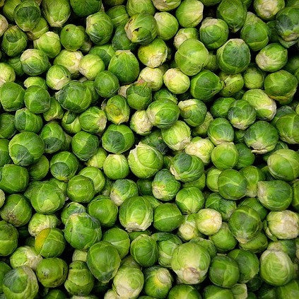 greens brussel sprouts organic vegetables brisbane