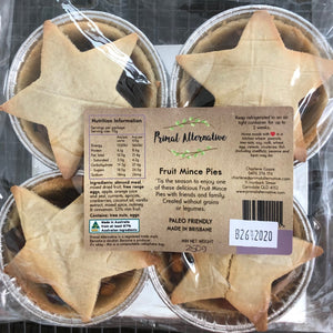 GF Fruit Mince Pies (4) (250gm)