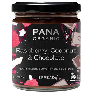 Raspberry Coconut Chocolate Spread (200g)