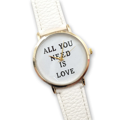 Love is Life Watch