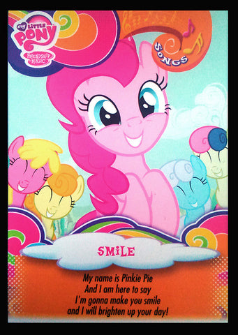 My Little Pony Trading Card #22 Smile