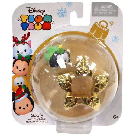 Disney Tsum Tsum Holiday Series Goofy Minifigure Pack