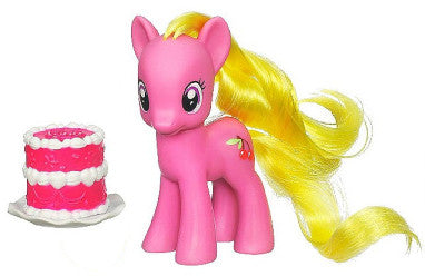 "My Little Pony 4"" Brushable -  Cherry Berry - OOB - Theblankflank"
