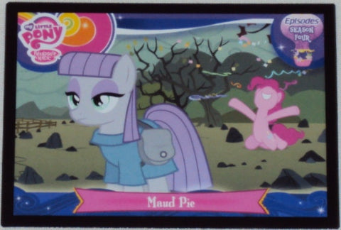 My Little Pony Trading Card #E83 Maud Pie