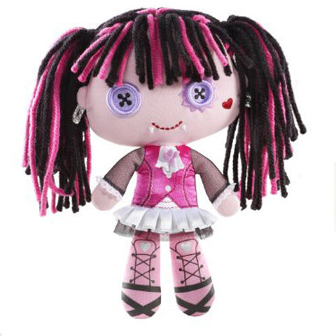 Monster High Plush: Yarn Hair - Draculara - Theblankflank