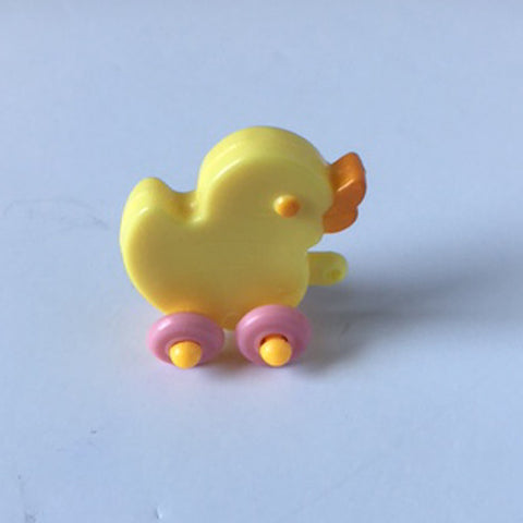 My Little Pony G1 Accessories Baby Duck Pull Toy - Various - Theblankflank
