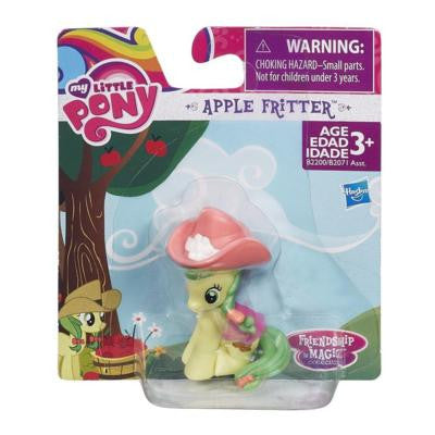 My Little Pony Friendship is Magic Collection Apple Fritter Figure - Theblankflank
