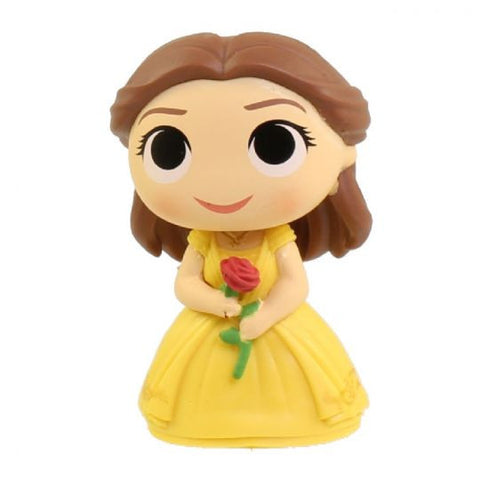 Disney Funko Mystery Mini Beauty and the Beast MOVIE Belle with rose