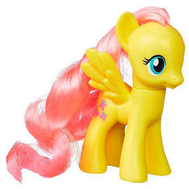 "My Little Pony 4"" Brushable - Fluttershy - OOB - Theblankflank"