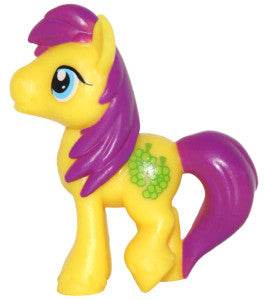 My Little Pony Blind Bag - Golden Grape - OOB - Theblankflank