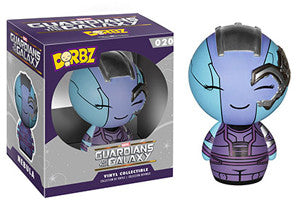 Funko Guardians of the Galaxy Nebula Dorbz Figure - Theblankflank