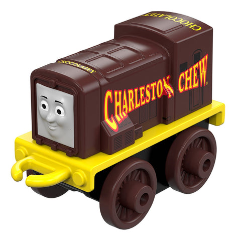 Thomas the tank Engine Minis Candies Charleston Chew Diesel