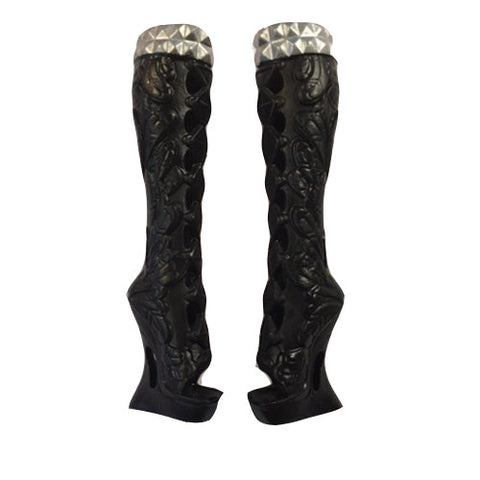 Ever After High - Raven Queen - Legacy Day Boots - Theblankflank